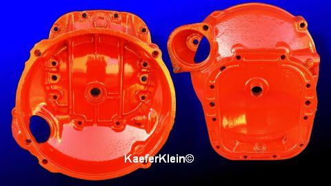 Getriebestarterglocke rot / schwarz, orig. VW