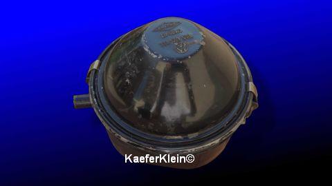 Oelbad Luftfilter KNECHT für 6-Volt Motor Teilenummer 111129613