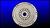 Druckplatte ungeführt, mit Ring, 200 mm, orig. FICHTEL u. SACHS, bzw. LUK