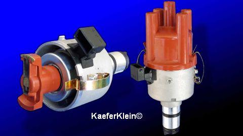 Zündverteiler kontaktlos für VW-Käfer Mex 1600i, incl. Hallgeber, Teilenr. BAA905205C, NEU