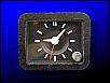12-Volt Uhr passend für VW-Käfer 1303er