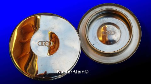 Radkappe / Nabenkappe, ca. 200 mm, für AUDI, original Teil, made in Germany, EINZELTEIL !!!