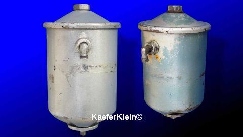 Nebenstrom Ölfilter FRAM, original, z. B für historische Zwei.- Doppelvergaser VW-Käfer oder PORSCHE 356 / 901  Tuning Motoren