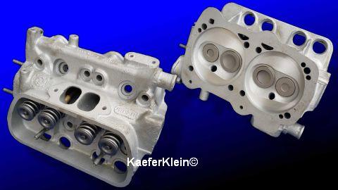 WBX orig. VW Zylinderkopf, komplett, Teilenr. 025101375C, bleifreitauglich, EINZELSTÜCK