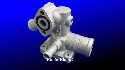 Thermostatgehäuse für WBX Zylinderkopf Teilenr. 025121117E
