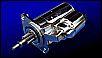 High Performance CHROM Tuning Anlasser, 12-Volt, 1,4 KW Starterleistung für VW-Käfer, Porsche, Trike, Buggy Tuningmotoren, NEU