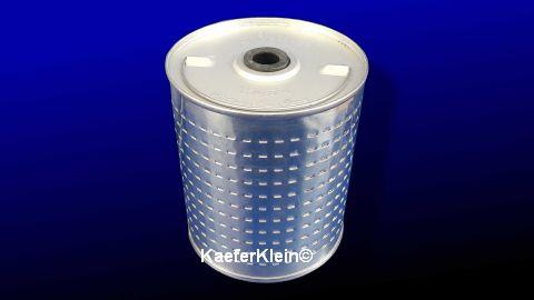 Filtereinsatz für Nebenstrom Ölfilter FRAM, made in Germany, NEU, original, z. B für historische Zwei.- Doppelvergaser VW-Käfer oder PORSCHE 356 / 901