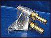 Ölschlauchverbinder / Ölschlauchanschluß gerade, z.B. für Ölkühleradapter, NEU