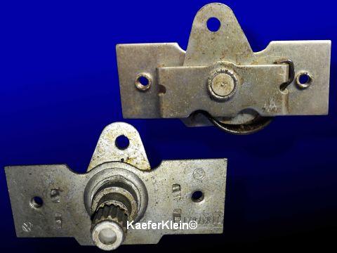 Zahnrad-Platte für Fensterkurbel-Mechanismus orig. VW, orig. VW Teilenr. 211837021, NEU