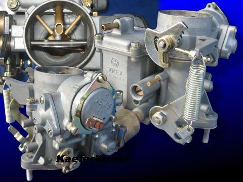 TUNING Vergaser original SOLEX 34 PICT 3 AUFGEBOHRT auf 37, made in Germany, empfohlen für 1776/1835er Motoren, ***Rückgabe ALTTEIL erforderlich***
