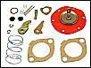 Reparatursatz bzw. Dichtsatz für orig. VW 24,5 / 30 PS Benzinpumpen, NEU
