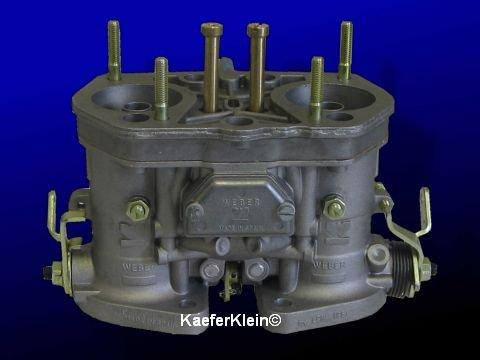 Original WEBER 40 IDF 70 Doppelvergaser, 2 bis 2,4 Liter, Typ 1 / 4, ***Drehmoment Edition***, NEU