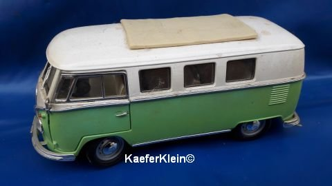Modellauto, 1:18, Modell VW Bus T1