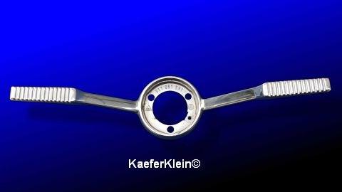 Hupentaster Hupenbetätigung für VW Typ 3 Lenkrad, orig. VW, Teilenr. 311951531
