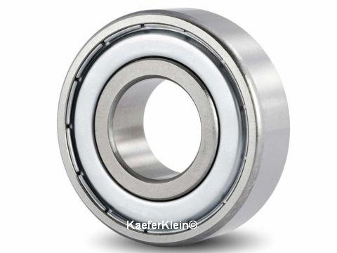 Kugellager für 12-Volt Gleichstrom Lichtmaschine mit 105 mm Durchmesser, NEU