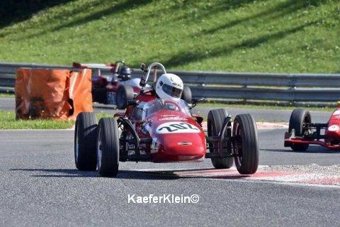 Formel V Rennfahrzeug,  Marke: Hick,  Baujahr: 1969