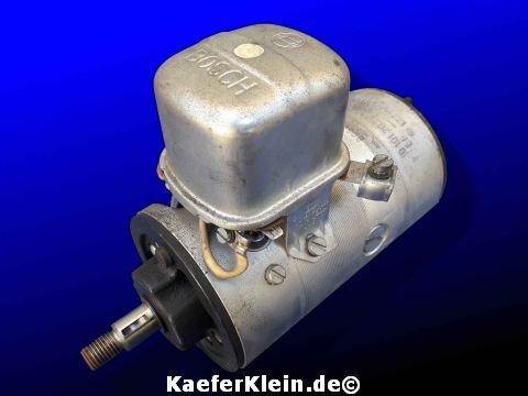 12-Volt, 20 Amp Gleichstrom Lichtmaschine 90 mm, kleiner DURCHMESSER, Teilenr. 122 903 031 D, incl REGLER, orig VW, BOSCH, auch verwendbar für PORSCHE 356