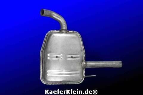 Mittelschalldämpfer VW PASSAT 3A,35I 1.6,1.8,1.9TDI,2.0, Bj 88-97, Mitteltopf Auspuff, NEU