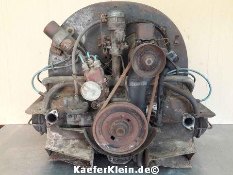 30 PS VW Käfer Motor (kein Industriemotor) nahezu komplett